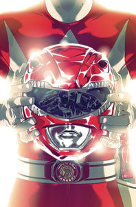 MIGHTY MORPHIN POWER RANGERS #41 FOIL MONTES VARIANT 07/24/19 FOC 06/03/19