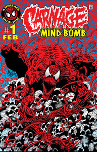 TRUE BELIEVERS ABSOLUTE CARNAGE MIND BOMB #1 07/31/19 FOC 07/08/19
