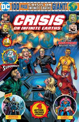 CRISIS ON INFINITE EARTHS GIANT #1 01/15/20 FOC 12/09/19