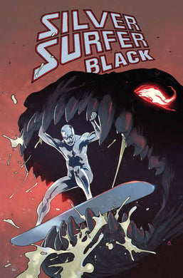 SILVER SURFER BLACK #3 (OF 5) BENGAL 1:25 VARIANT 08/14/19 FOC 07/22/19