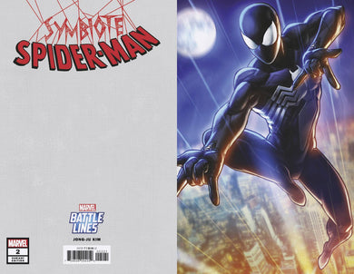 SYMBIOTE SPIDER-MAN #2 (OF 5) JONGJU KIM MARVEL BATTLE LINES 05/08/19 FOC 04/15/19