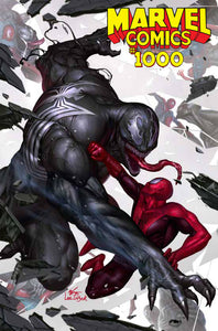 MARVEL COMICS #1000 INHYUK LEE VARIANT 08/28/19 FOC 07/15/19