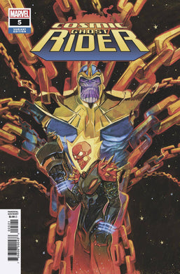 COSMIC GHOST RIDER #5 (OF 5) SHAVRIN VAR FOC 10/22