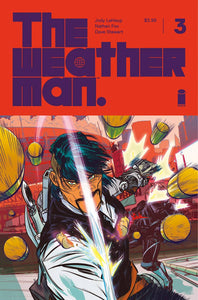 WEATHERMAN #3 CVR A FOX (MR) FOC 07/23