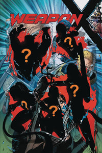 WEAPON X #22 NEW WEAPON X TEAM FOC 07/23