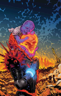 COSMIC GHOST RIDER #4 (OF 5) FOC 09/10