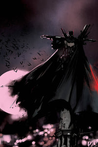 BATMAN WHO LAUGHS THE GRIM KNIGHT #1 JOCK COVER 03/13/19 FOC 02/18/19