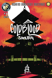 COLD BLOOD SAMURAI #1 04/10/19 FOC 03/18/19