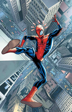 AMAZING SPIDER-MAN #8 FOC 10/01