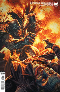 DETECTIVE COMICS #1024 CARD STOCK LEE BERMEJO JOKER WAR 07/21/20