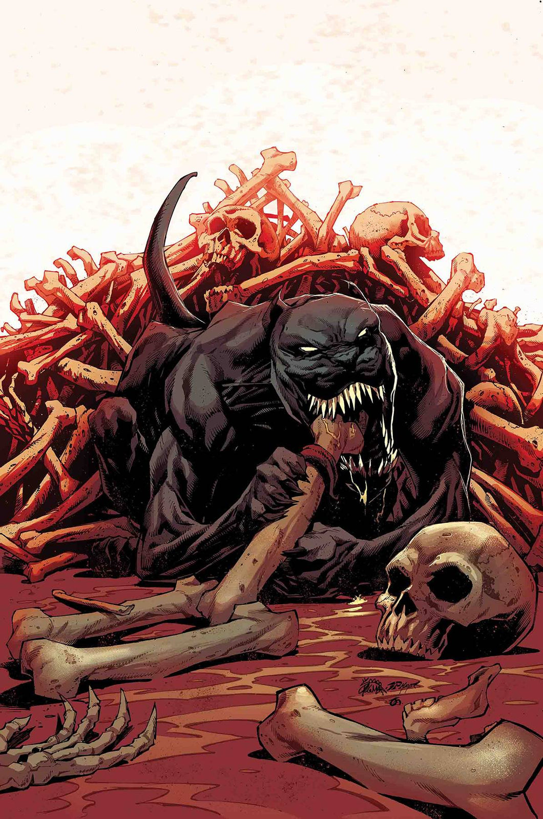 WEB OF VENOM UNLEASHED #1 01/09/19