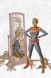 LIFE OF CAPTAIN MARVEL #2 (OF 5) FOC 07/30