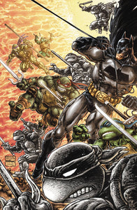 BATMAN TEENAGE MUTANT NINJA TURTLES III #5 (OF 6) VAR ED 09/04/19 FOC 08/12/19