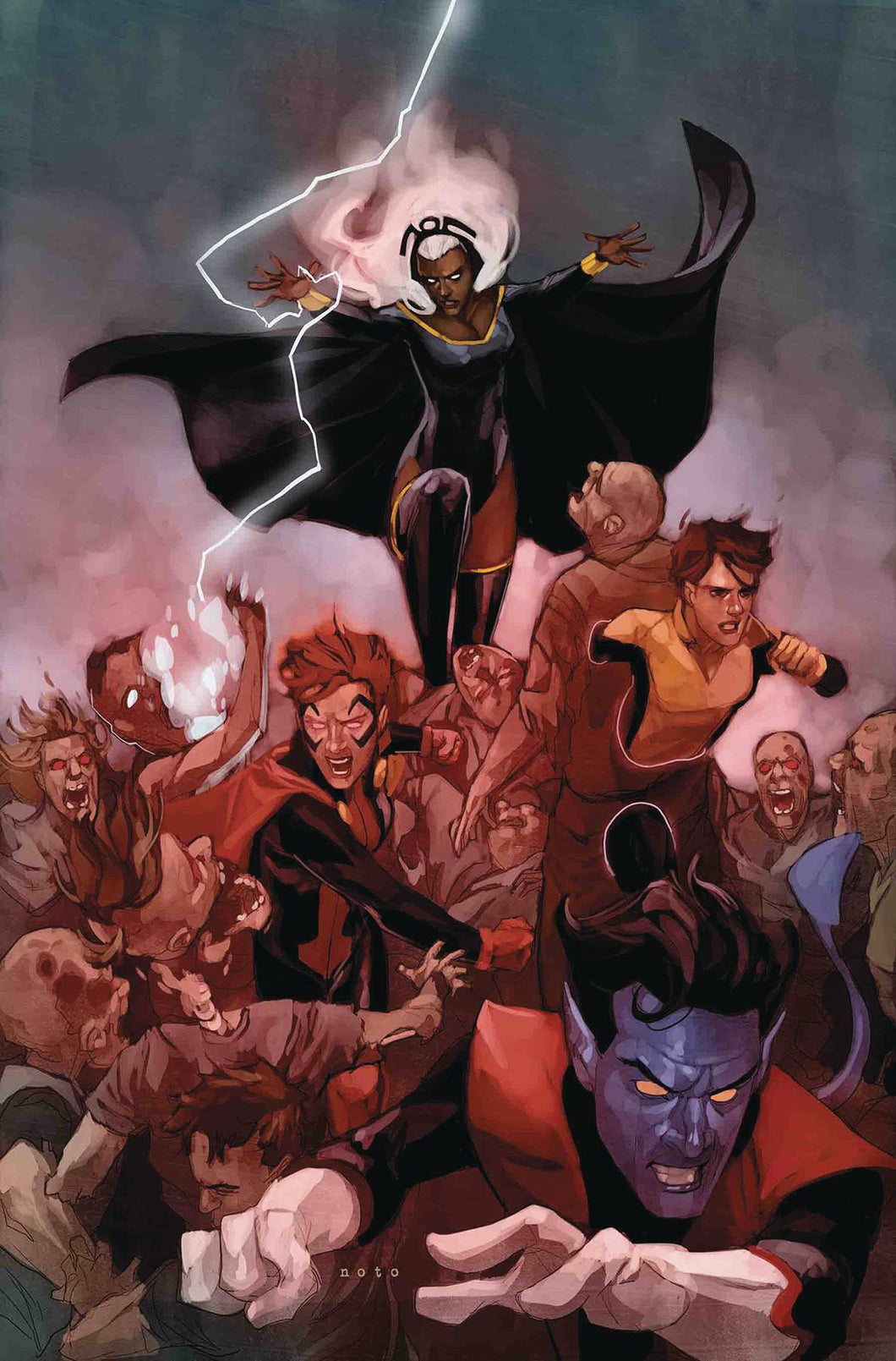 X-MEN GOLD #35 FOC 08/13