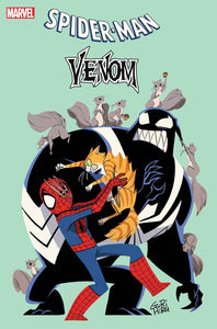 SPIDER-MAN & VENOM DOUBLE TROUBLE #3 (OF 4) 1/01/20 FOC 11/25/19