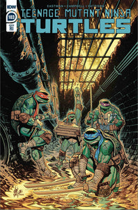 TMNT ONGOING #103 LOFTI 1:10 VARIANT 02/19/20 FOC 01/27/20
