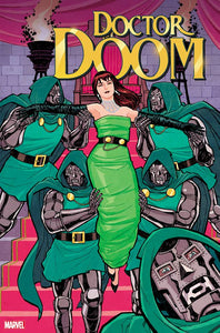 DOCTOR DOOM #1 CHIANG MARY JANE VAR 10/09/19 FOC 09/16/19