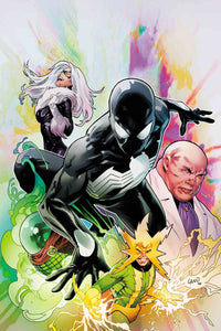 SYMBIOTE SPIDER-MAN #3 (OF 5) 06/12/19 FOC 05/20/19