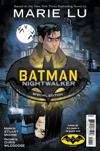 BATMAN NIGHTWALKER GN BATMAN DAY 2019 SPECIAL ED FREE!!! 09/18/19 FOC 08/12/19
