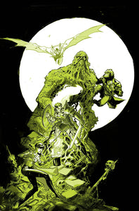 JUSTICE LEAGUE DARK #4 FOIL (WITCHING HOUR) FOC 09/17