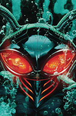 AQUAMAN #50 CARD STOCK VARIANT YOTV THE OFFER 07/17/19 foc 06/24/19