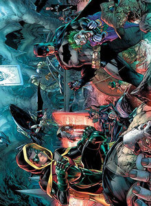 DETECTIVE COMICS #1000 MIDNIGHT RELASE JIM LEE COVER 03/27/19 FOC 02/18/19