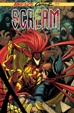 ABSOLUTE CARNAGE SCREAM #2 (OF 3) 09/04/19 FOC 08/12/19