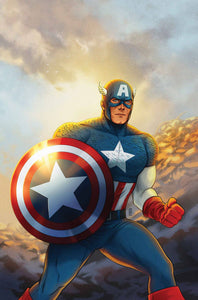 MARVEL TALES CAPTAIN AMERICA #1 07/10/19 FOC 06/17/19