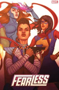 FEARLESS #4 (OF 4) FRISON CONNECTING VARIANT 10/23/19 FOC 09/30/19