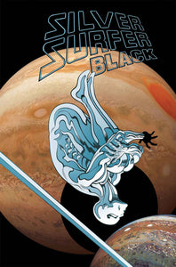 SILVER SURFER BLACK #2 (OF 5) 07/17/19 FOC 06/24/19
