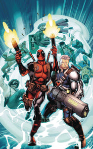 CABLE DEADPOOL ANNUAL #1 FOC 07/23