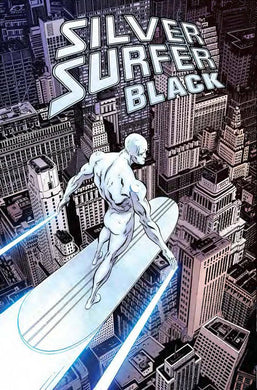 SILVER SURFER BLACK #1 (OF 5) ZECK 1:100 HIDDEN GEM VARIANT 06/12/19 FOC 05/20/19