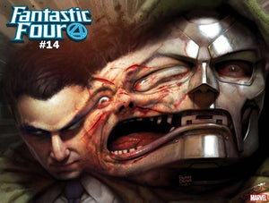 FANTASTIC FOUR #14 BROWN IMMORTAL WRAPAROUND VARIANT 09/04/19 FOC 08/12/19