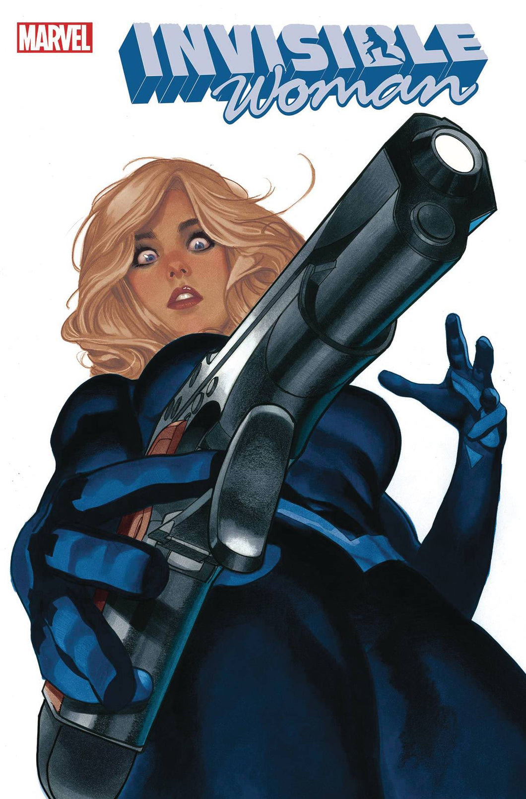 INVISIBLE WOMAN #5 (OF 5) 11/27/19 FOC 11/04/19