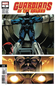 GUARDIANS OF THE GALAXY #5 2ND PTG SHAW VAR 06/19/19 FOC 05/27/19