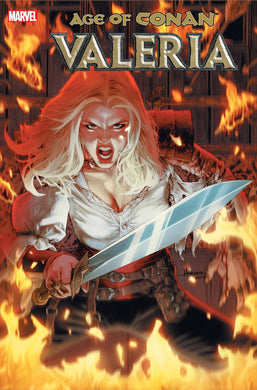 AGE OF CONAN VALERIA #3 (OF 5)  10/09/19 FOC 09/16/19