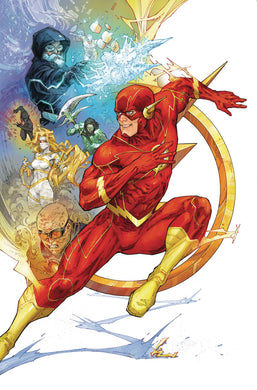 FLASH #84 CARD STOCK VARIANT 12/11/19 FOC 11/18/19