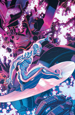 SILVER SURFER BLACK #1 (OF 5) BRADSHAW 1:100 VIRGIN VARIANT  06/12/19 FOC 05/20/19