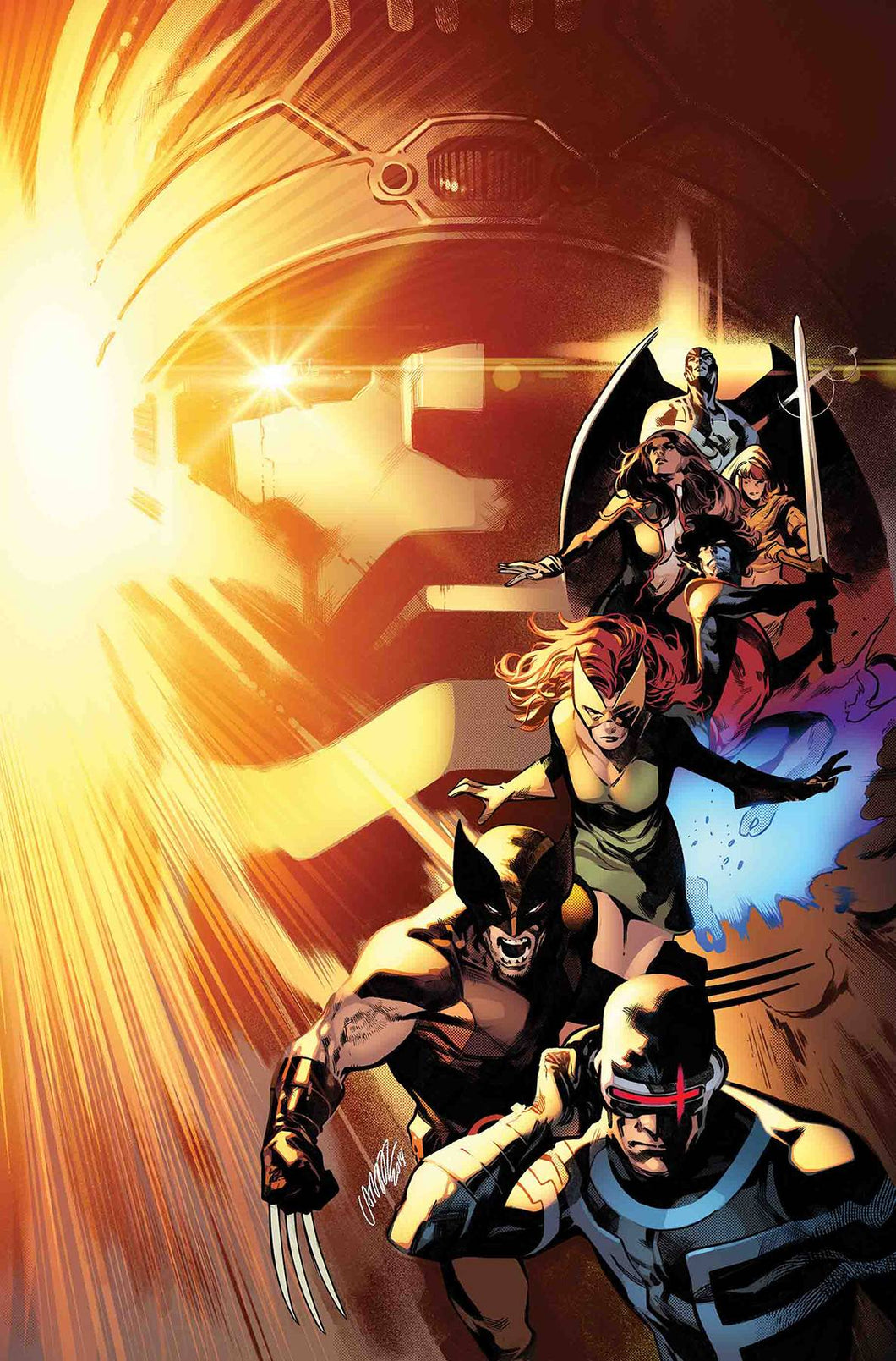 HOUSE OF X #3 (OF 6) 08/28/19 FOC 08/05/19