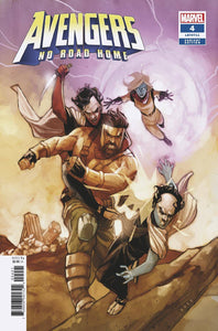 AVENGERS NO ROAD HOME #4 (OF 10) NOTO CONNECTING VARIANT 03/06/19 FOC 02/11/19