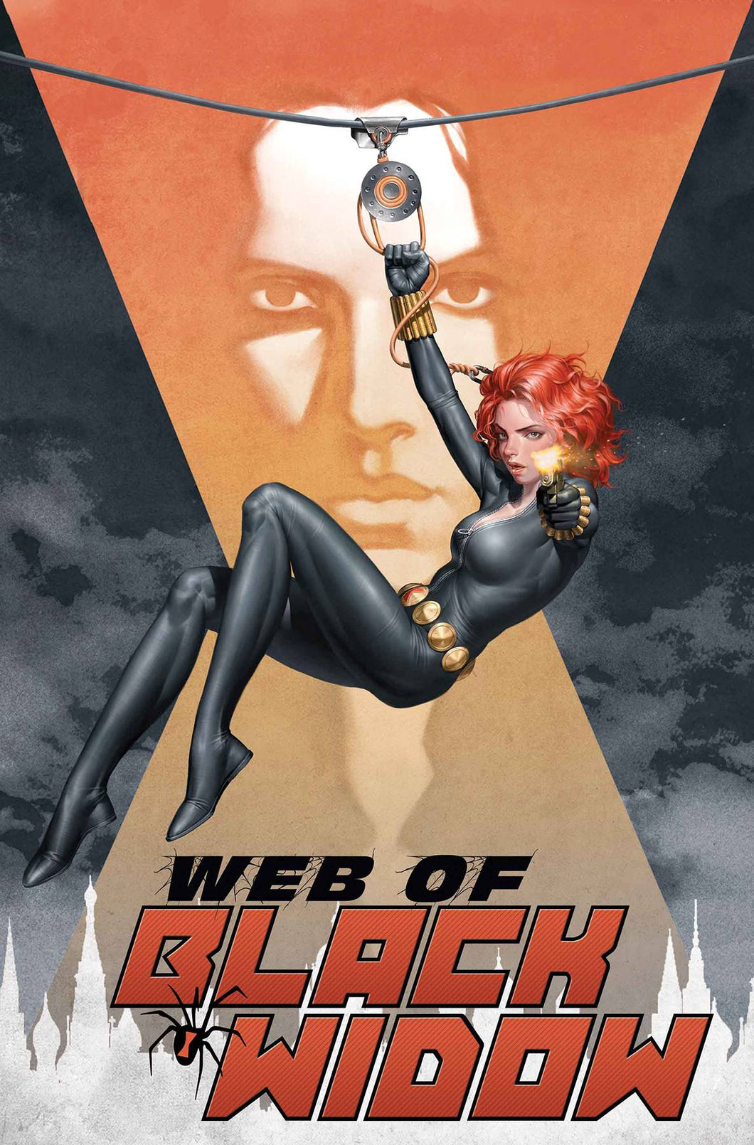 WEB OF BLACK WIDOW #1 (OF 5) 09/04/19 FOC 08/12/19