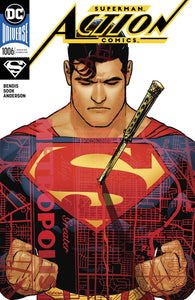 ACTION COMICS #1006 COVER A 05/01/19