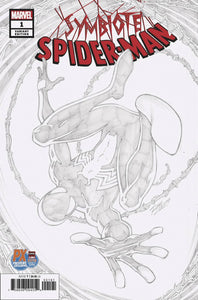 SYMBIOTE SPIDER-MAN #1 04/10/19  C2E2 2019 EXCLUSIVE