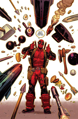 DEADPOOL #15 07/17/19 FOC 06/24/19