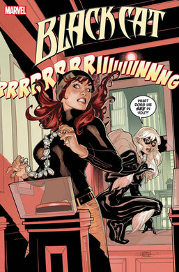 BLACK CAT #5 DODSON MARY JANE VAR  10/02/19 FOC 09/09/19