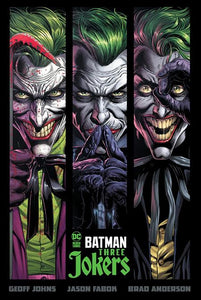 BATMAN THREE JOKERS HC 11/11/20