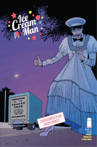ICE CREAM MAN #7 CVR C CBLDF CHARITY VAR CENSORED FOC 08/27