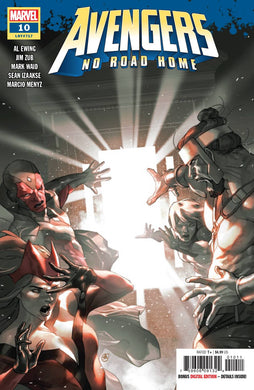 AVENGERS NO ROAD HOME #10 (OF 10) 04/17/19 FOC 03/25/19