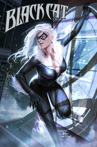 BLACK CAT #3 INHYUK LEE BOBG VARIANT 08/07/19 FOC 07/15/19