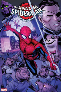 AMAZING SPIDER-MAN FULL CIRCLE #1 SPROUSE VARIANT 10/23/19 FOC 09/30/19